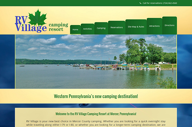 RV Village Camping Resort