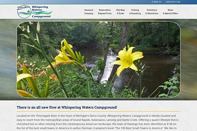 Whispering Waters Campground