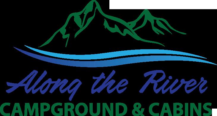 Along the River Campground & Cabins – Logo Design
