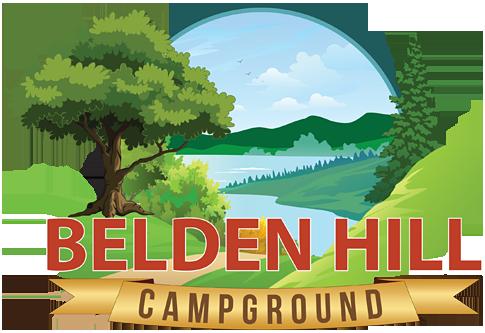 Belden Hill Campground – Logo Design