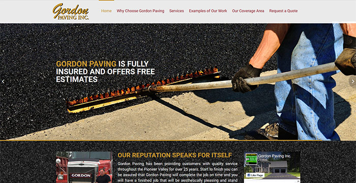 Gordon Asphalt Paving