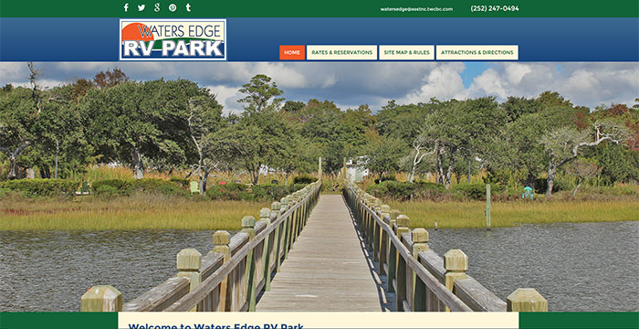 Waters Edge RV Park