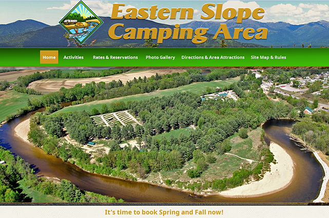 Eastern Slope Camping Area