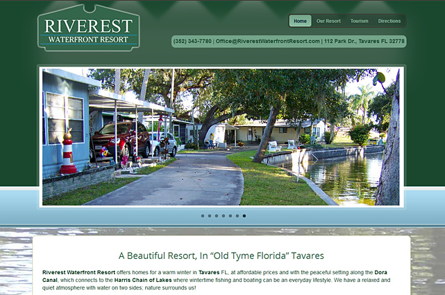 Riverest Waterfront Resort