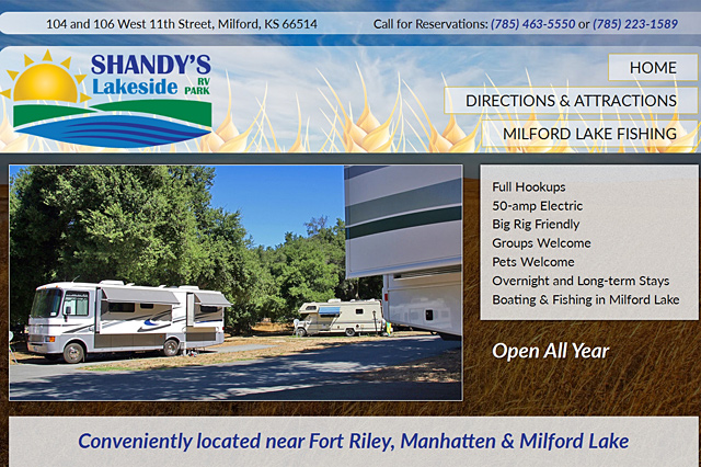 Shandy's Lakeside RV Park