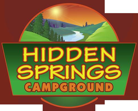 Hidden Springs Campground - Logo
