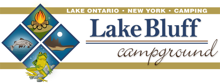 Lake Bluff Campground – New Logo Design