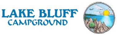 Lake Bluff Campground – Old Logo Design
