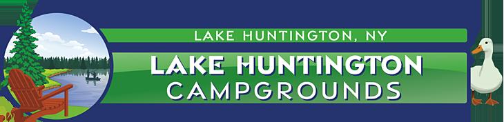 Lake Huntington Campgrounds – Logo Design