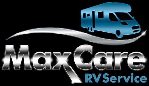 MaxCare RV Service – Primary Logo