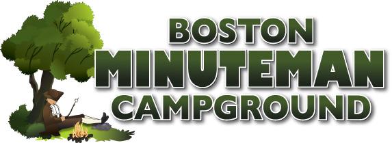 Boston Minuteman Campground – New Logo Design