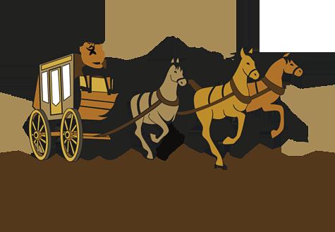Old Stage Campground – Logo Design