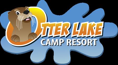 Otter Lake Camp Resort – Logo Design