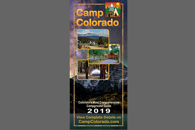 Colorado Campground & Lodging Owners Association Directory by Pelland Advertising