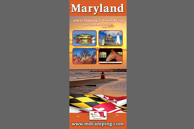 Maryland Association of Campgrounds Directory by Pelland Advertising
