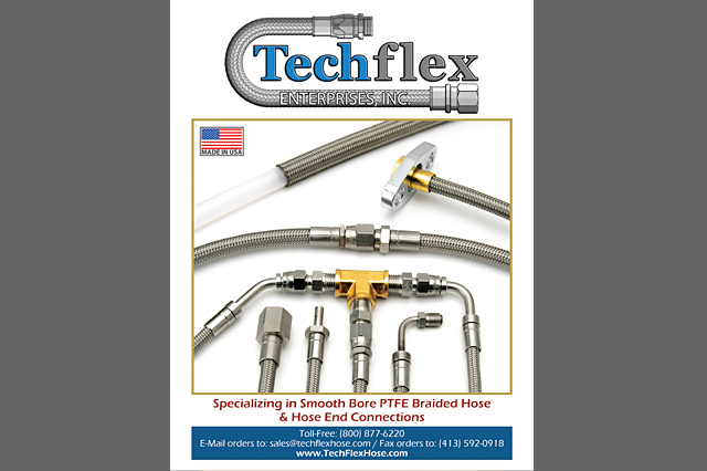 Techflex Enterprises Catalog by Pelland Advertising