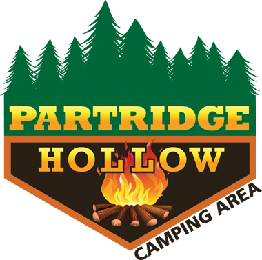 Partridge Hollow Camping Area – Logo Design