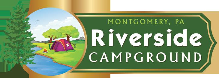 Riverside Campground - Logo Design