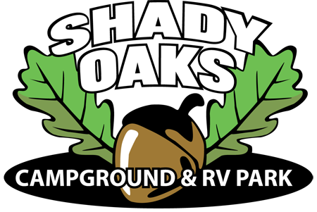 Shady Oaks Campground - After Logo Restoration
