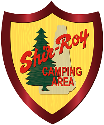 Shir-Roy Camping Area - After Logo Restoration