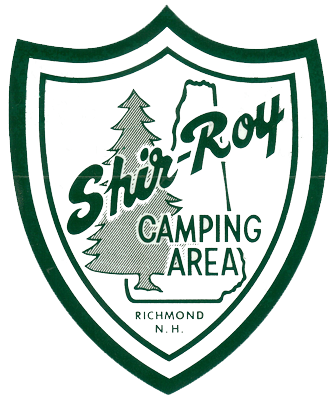 Shir-Roy Camping Area - Before Logo Restoration