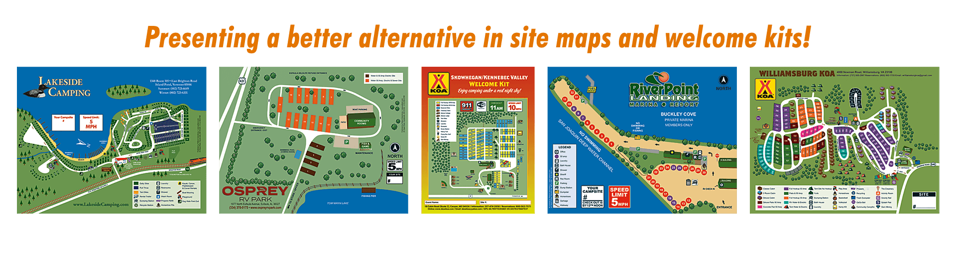 Site Maps