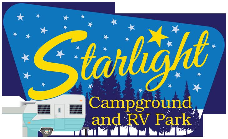 Starlight Campground & RV Park – Logo Design