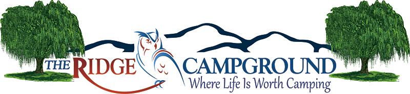The Ridge Campground – New Logo Design