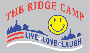 The Ridge Campground – Old Logo Design