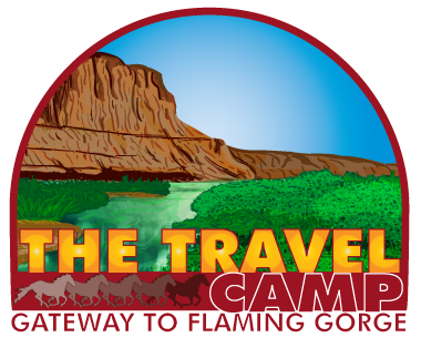 The Travel Camp – Vertical Logo Option