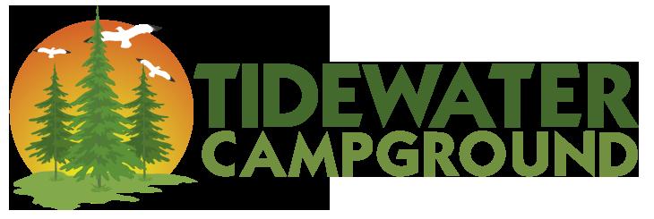 Tidewater Campground – Logo Design