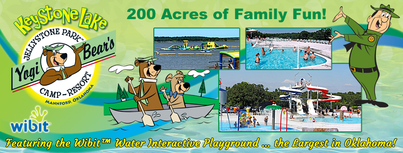 Yogi Bear's Jellystone Park at Keystone Lake