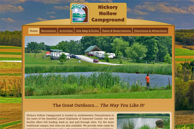 Hickory Hollow Campground