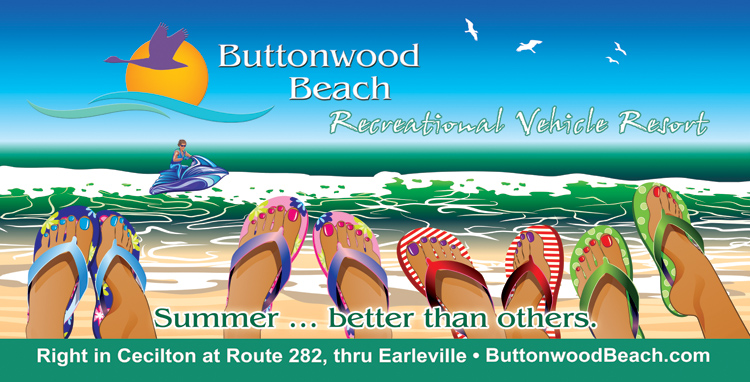 Buttonwood Beach