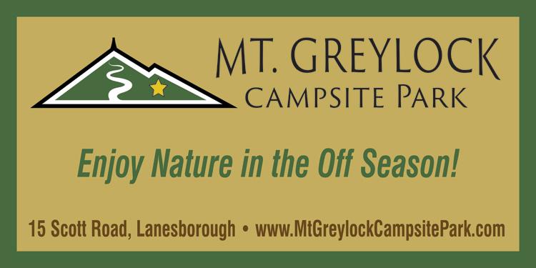 Mt Greylock Campsite Park