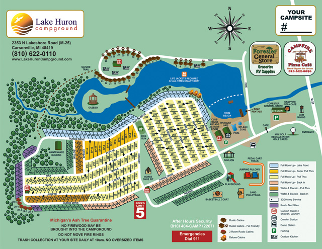 Campground map design software free priorityzone for Map designer free