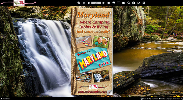 Maryland Association of Campgrounds 2015 Directory
