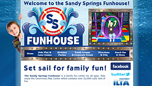 Sandy Springs Funhouse - Georgia