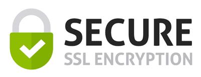 Secure - SSL Encryption