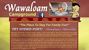 Wawaloam Campground - Rhode Island